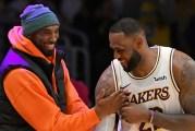 LeBron James posts emotional Kobe Bryant tribute