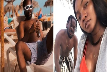 Adekunle Gold claims Simi's apology over homophobic comments has nothing to do with his LGBT magazine cover