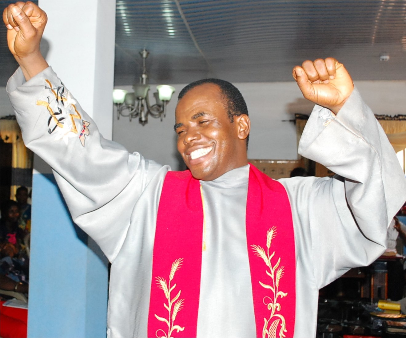 Reverend Father Mbaka