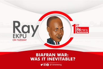 Biafran war: Was it inevitable? - Ray Ekpu