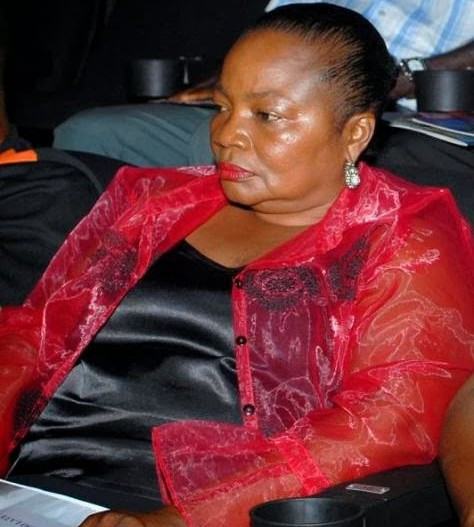 Actress, Patience Oseni is dead