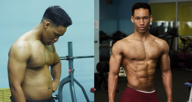 How to lose chest fat