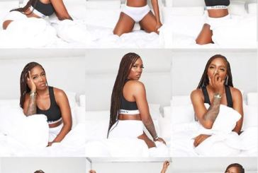 Tiwa Savage says she is going nude in her new video