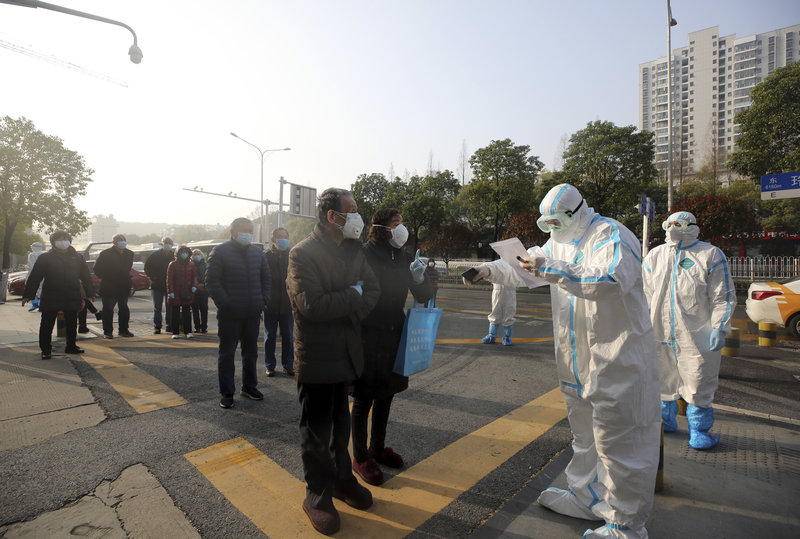 Mystery in Wuhan: Recovered coronavirus patients test negative … then positive