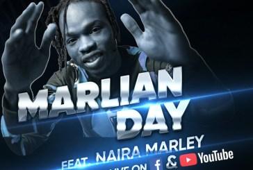 Naira Marley announces Marlian Day concert online