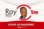 COVID-20 Pandemic  - Ray Ekpu