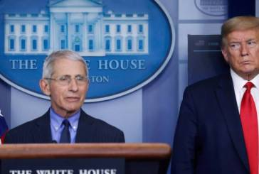 Top US health official Fauci warns of 'disturbing' new US surge