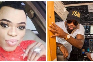 Bobrisky unveils the face of his 'bae'