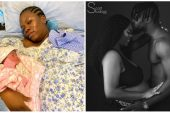 DJ Enimoney welcomes baby girl with partner