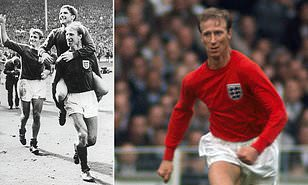 Jack Charlton: 1966 England World Cup winner dies aged 85