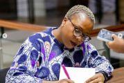 Lola Shoneyin: 'I once sold pants in Ibadan'