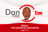 Magu: The hunter as the hunted - Dan Agbese