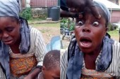 Fake blind beggar exposed in Ebonyi