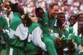 Bonfrere Jo says he's yet to receive Olympic gold medal won with Nigeria in 1996