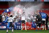 Bryan double hands Fulham promotion to English Premier League