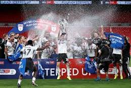 Bryan double hands Fulham promotion to English Premier League