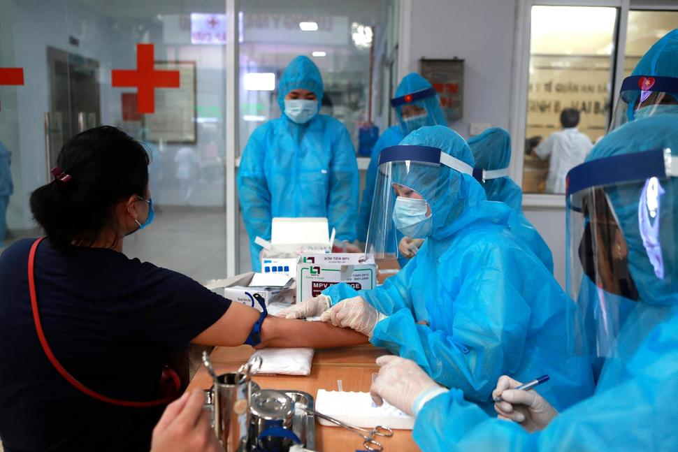 Vietnam reports 2nd death, more cases linked to hospital