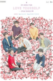 BTS WORLD TOUR LOVE YOURSELF: WEMBLEY