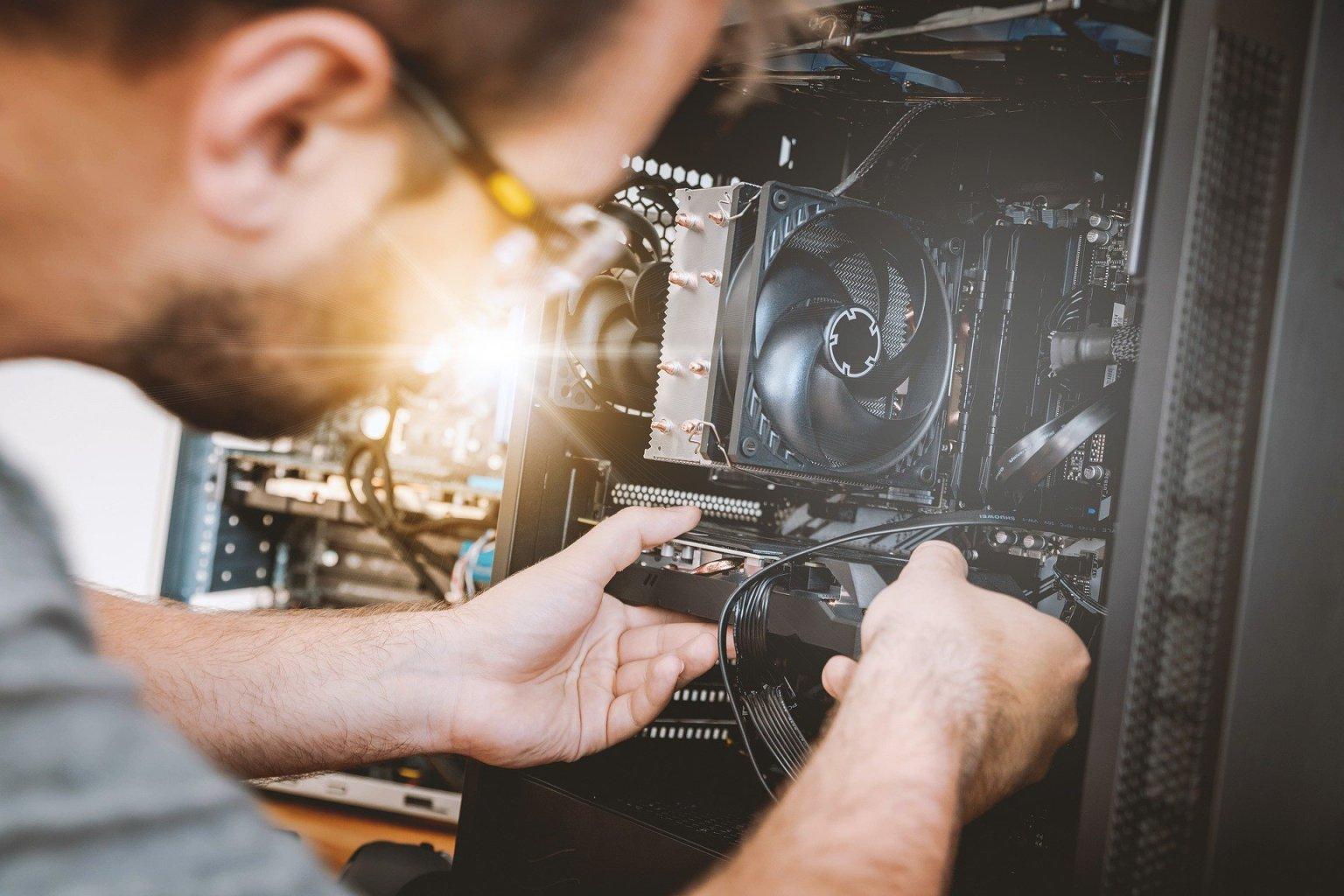 laptop & pc services