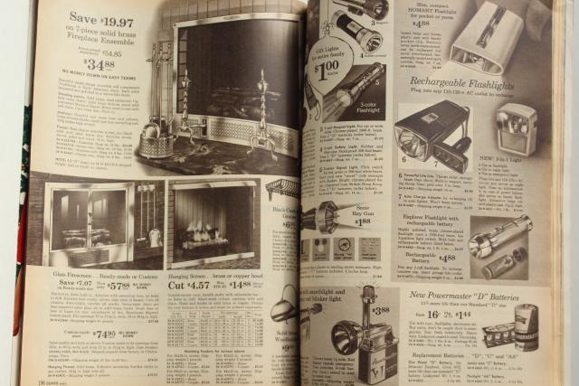 Vintage Sears Christmas Wish Book Catalog 1962 Baby Boomer Toys Retro Fashion Amp Decor
