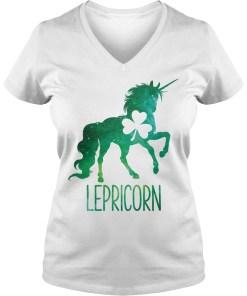Lepricorn Leprechaun Unicorn Shirt