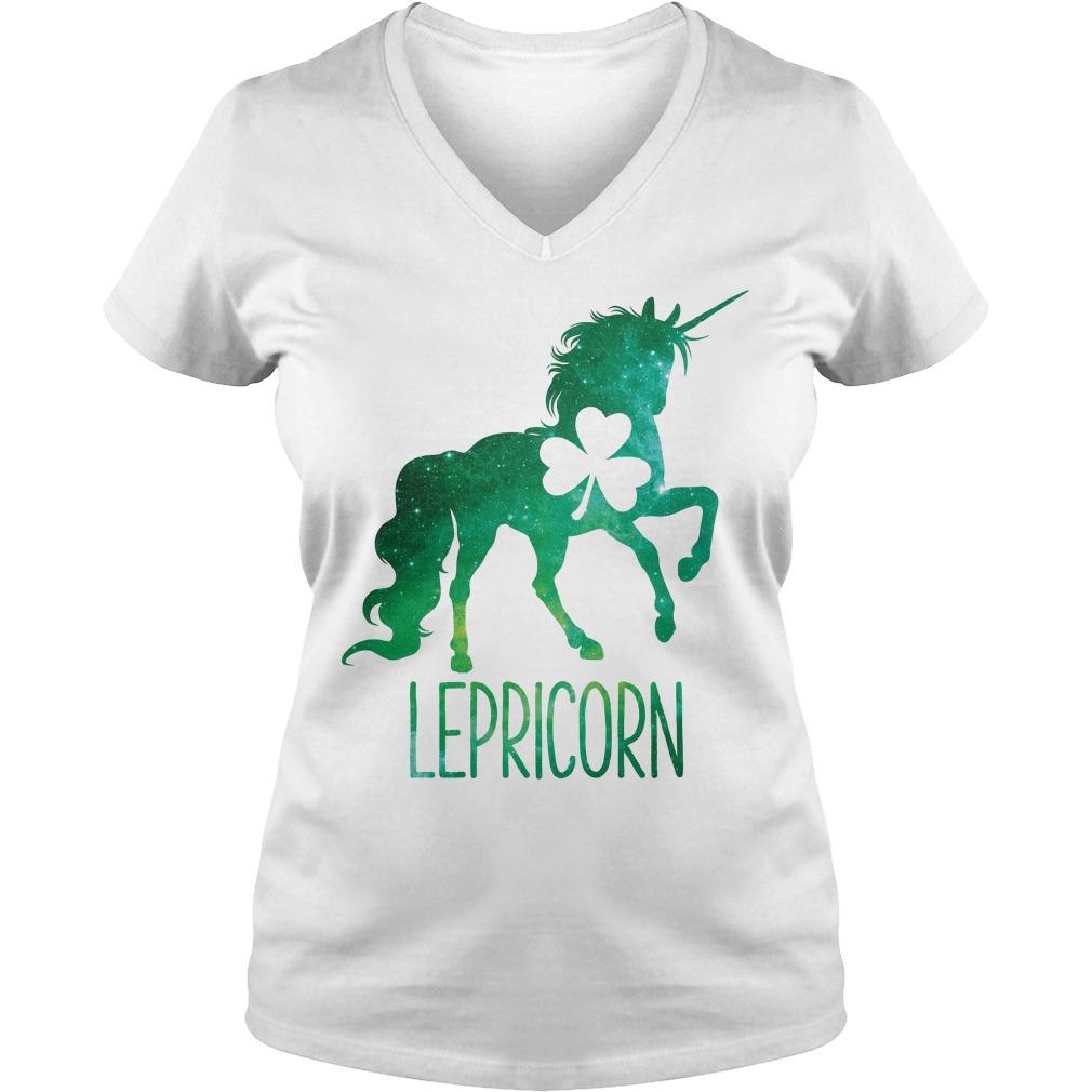 Lepricorn Leprechaun Unicorn Shirt 7