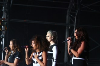 31 - Little Mix show in York