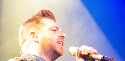 22 - Mark Feehily in Glasgow