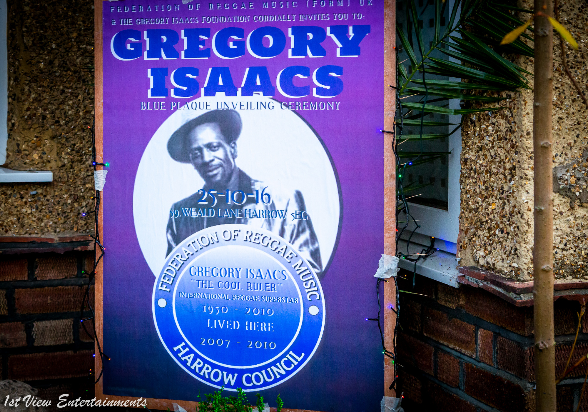 Gregory Isaacs's Tribute R.I.P. part 2