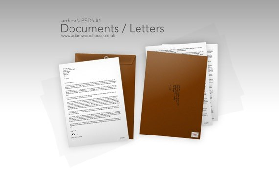 documents-letters