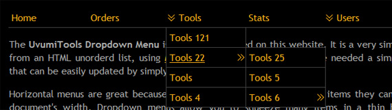 uvumi-tools-dropdown-menu