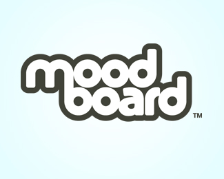 mood-board typographic logo inspiration