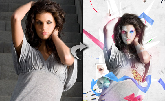 colorful-illustration-photo-effect-montage-photoshop-tutorial