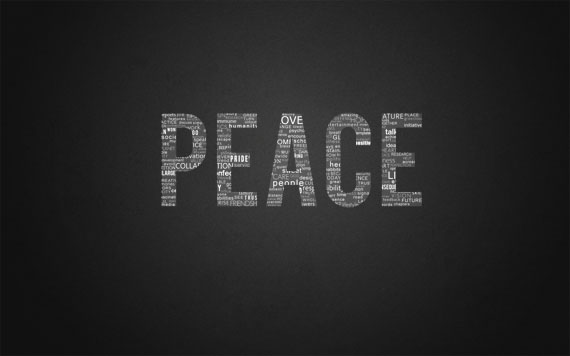 peaceonly-how-to-create-typographic-wallpaper