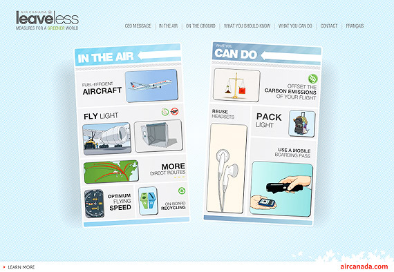 aircanada-3d-flash-inspiration-webdesign