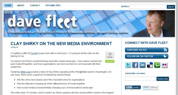 Dave-fleet-social-media-networking-marketing-blog