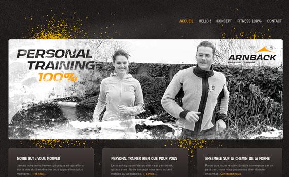 Arnbacktraining-looking-textured-websites