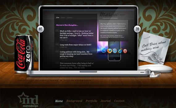 Marcs-design-looking-textured-websites