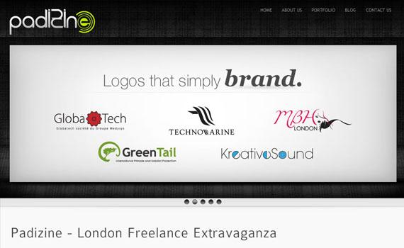 Padizine-looking-textured-websites