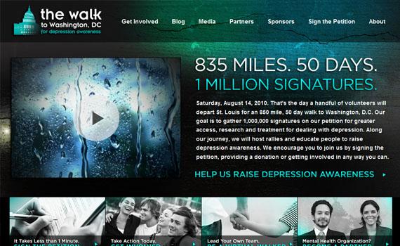 The-walk-to-washington-looking-textured-websites