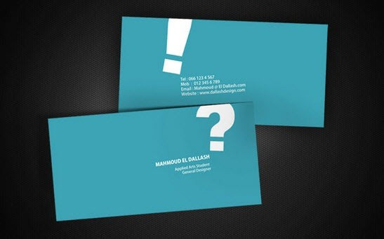 creative minimal business card design inspiration 14-minimal-business-cards