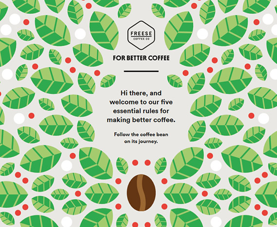 for-better-coffe-single-page-website
