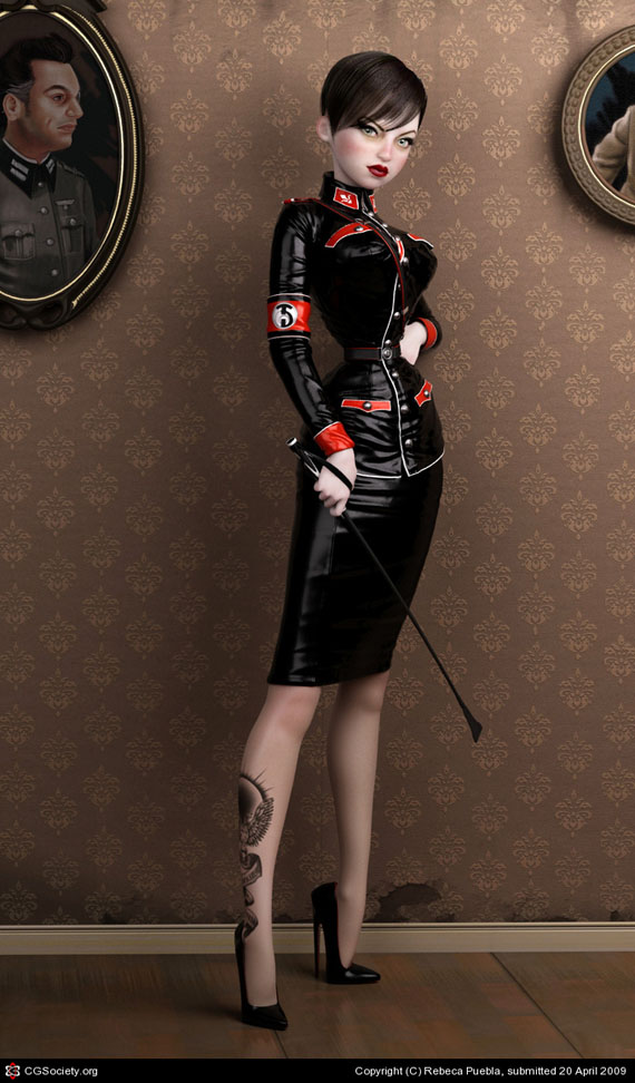 Twisted Dolls Mistress Lili