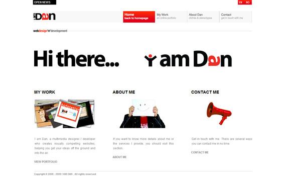 I am dan