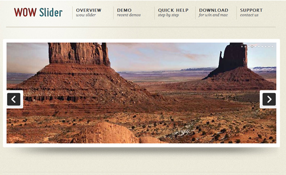 Fly-slideshow-jquery-navigation-menu-plugins