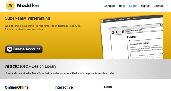 Mockflow-free-premium-wireframing-webdesign-tools