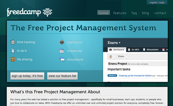 Freedcamp-project-management-collaboration-tools