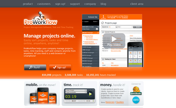online project management tools