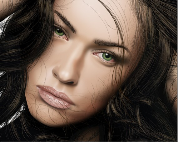 Megan Fox by maddrum