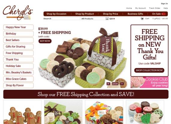 Cheryl's-15-Eye-Catching-Food-Beverage-Ecommerce-Website-Designs